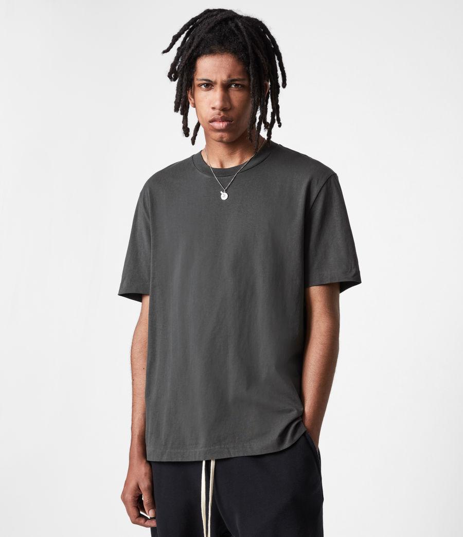 Hommes T-Shirt Musica (mercer_green) - Image 1