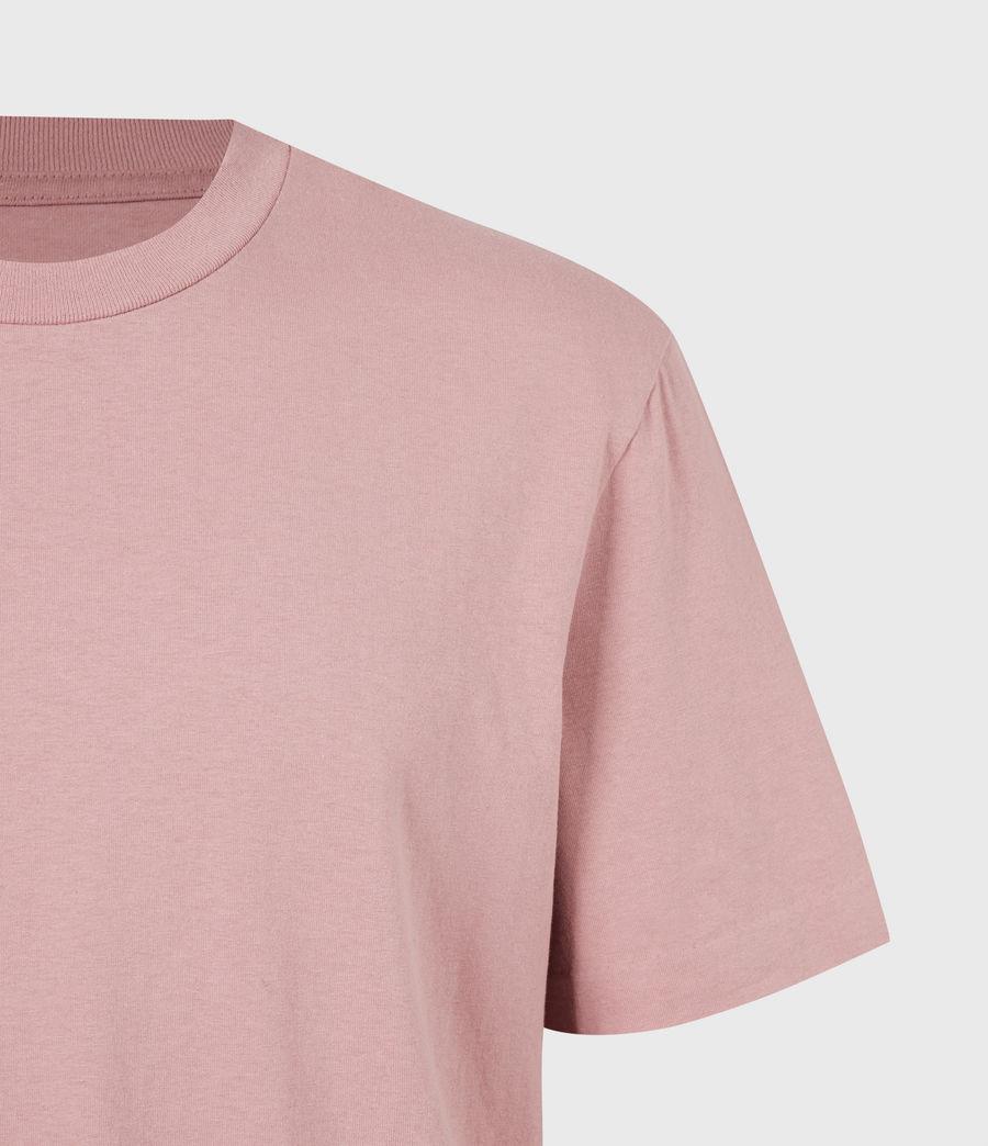 Mens Musica Crew T-Shirt (urulu_pink) - Image 5