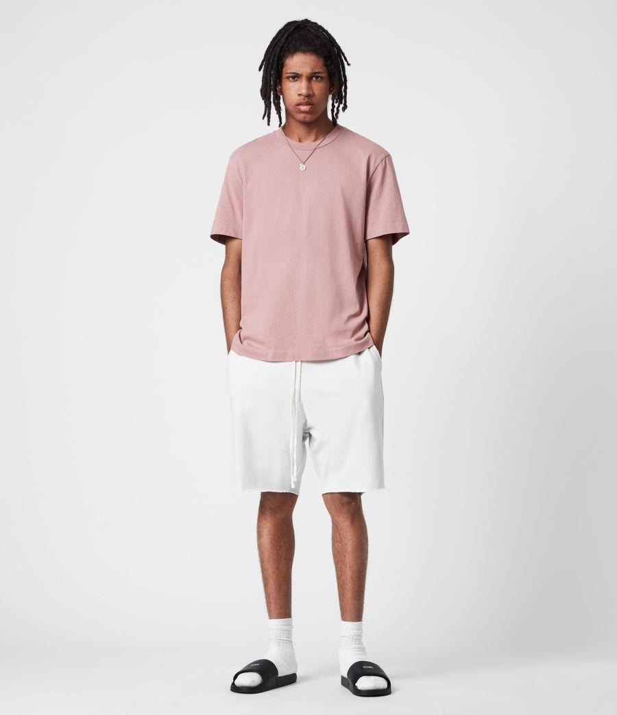 Mens Musica Crew T-Shirt (urulu_pink) - Image 6
