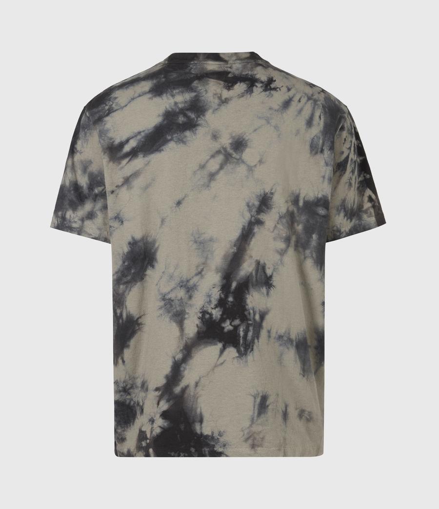 Hommes T-Shirt State Tie-Dye (jet_bk_mangrove_br) - Image 3