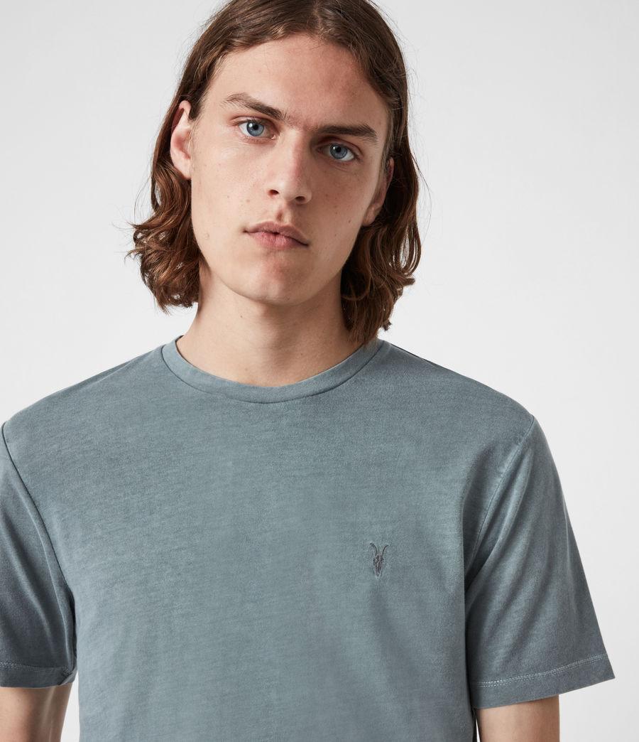Men's Ossage Crew T-Shirt (gothic_grey) - Image 4