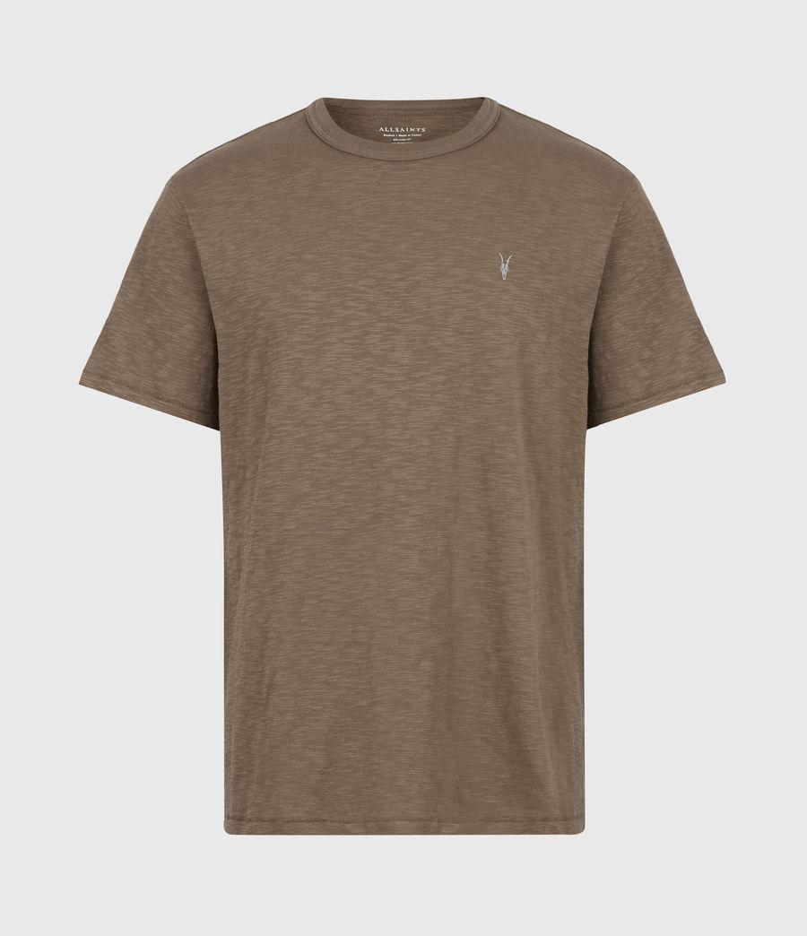 Herren Dexter Crew T-Shirt (alpine_brown) - Image 2