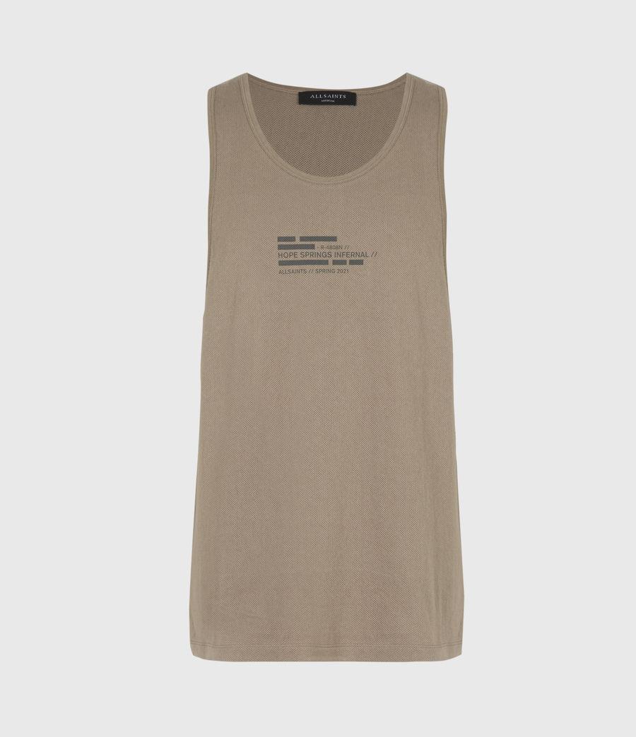 Mens Skye Vest (mangrove_brown) - Image 2