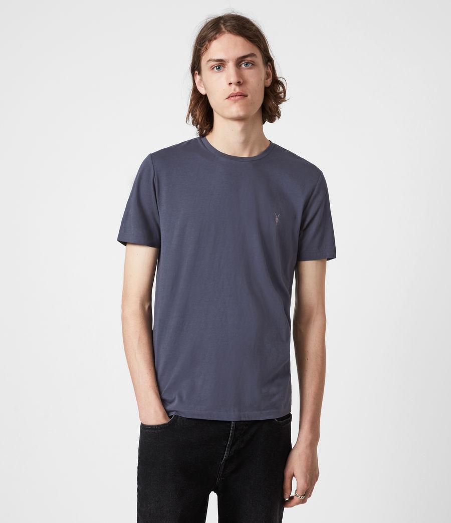 Men's Tonic Crew T-Shirt (hearth_grey) - Image 1