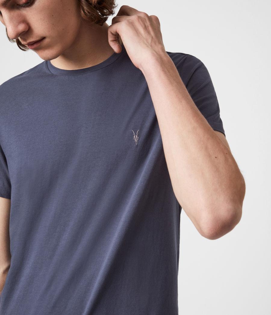 Men's Tonic Crew T-Shirt (hearth_grey) - Image 4