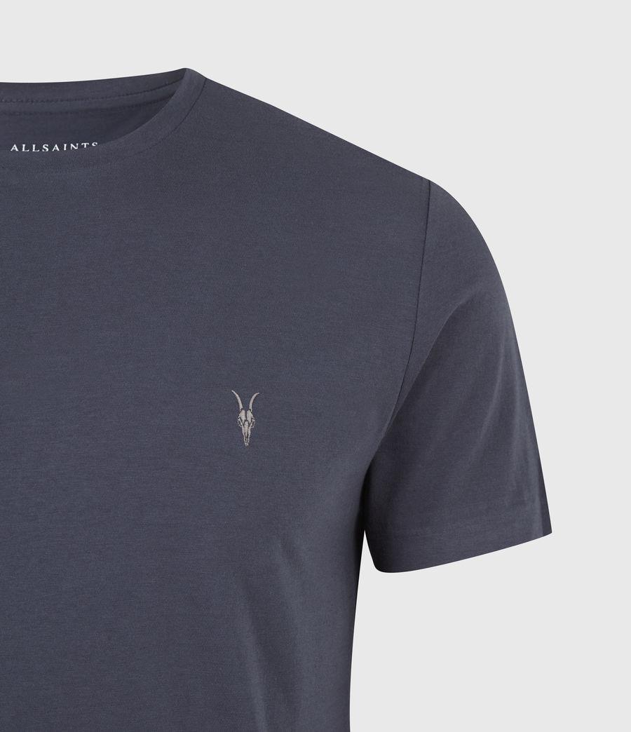 Men's Tonic Crew T-Shirt (hearth_grey) - Image 5
