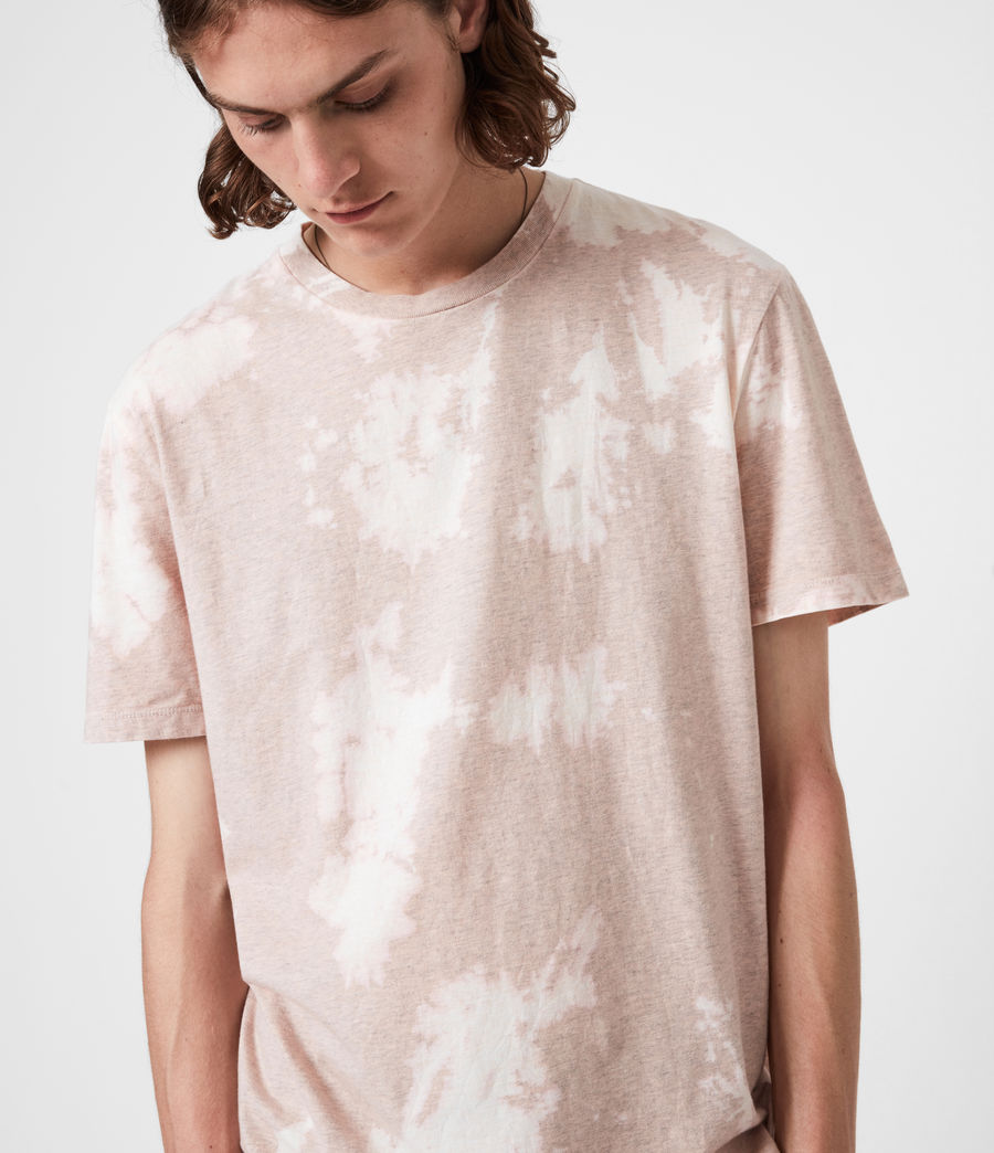 Men's Phillips Crew T-Shirt (peach_pink) - Image 4