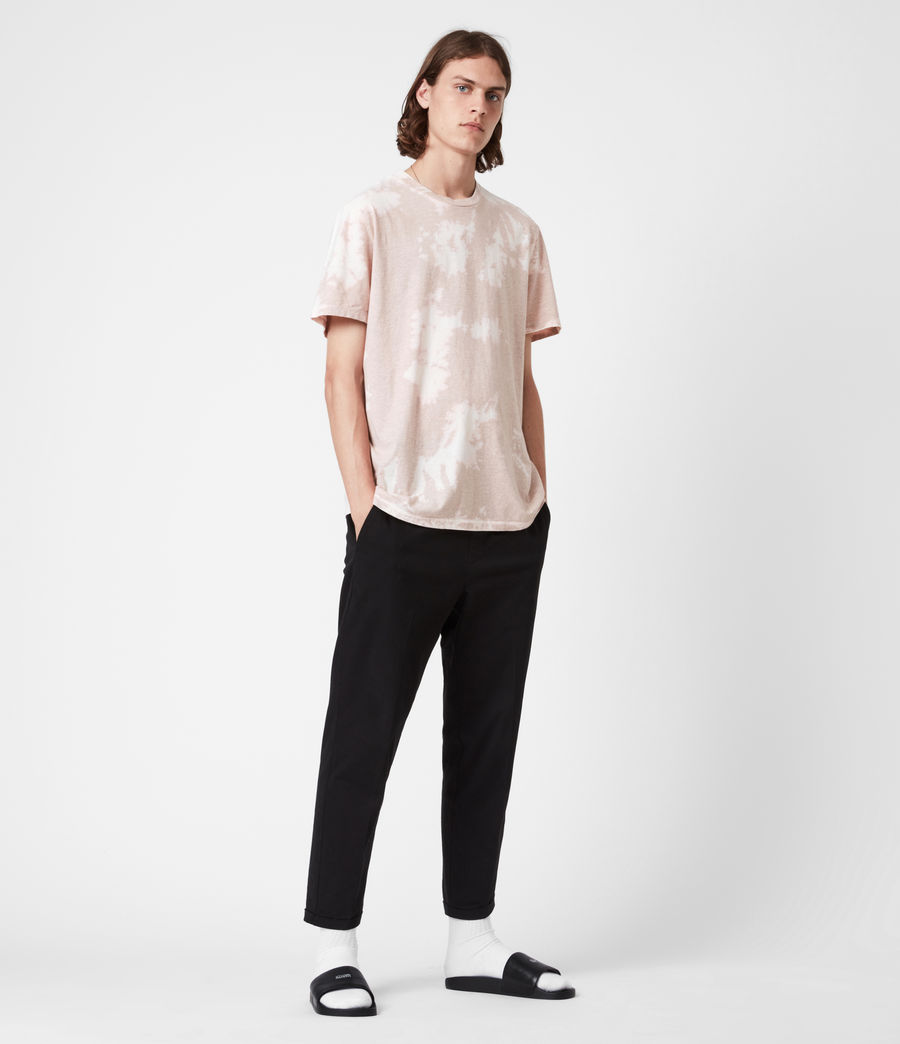 Men's Phillips Crew T-Shirt (peach_pink) - Image 5