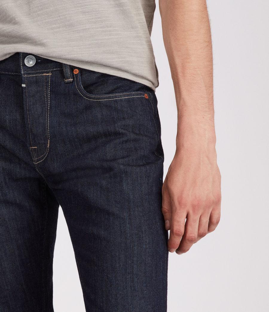 Men's Ivyside Rex Straight Skinny Jeans (indigo) - Image 2