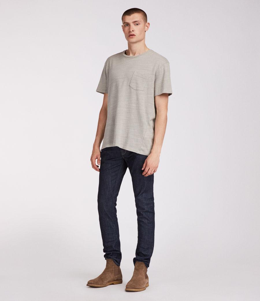 Men's Ivyside Rex Straight Skinny Jeans (indigo) - Image 3