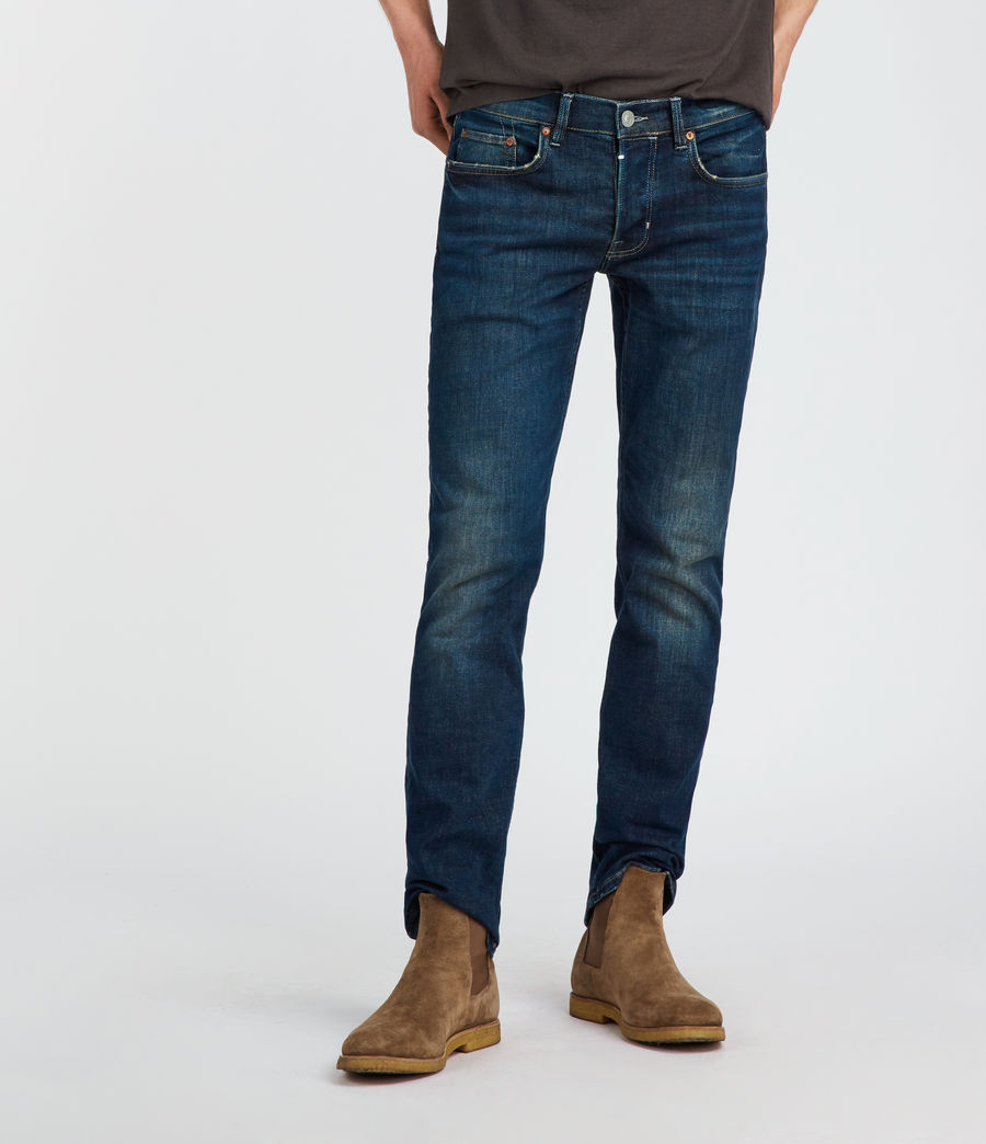 Men's Inka Reed Straight Jean (indigo) - Image 1