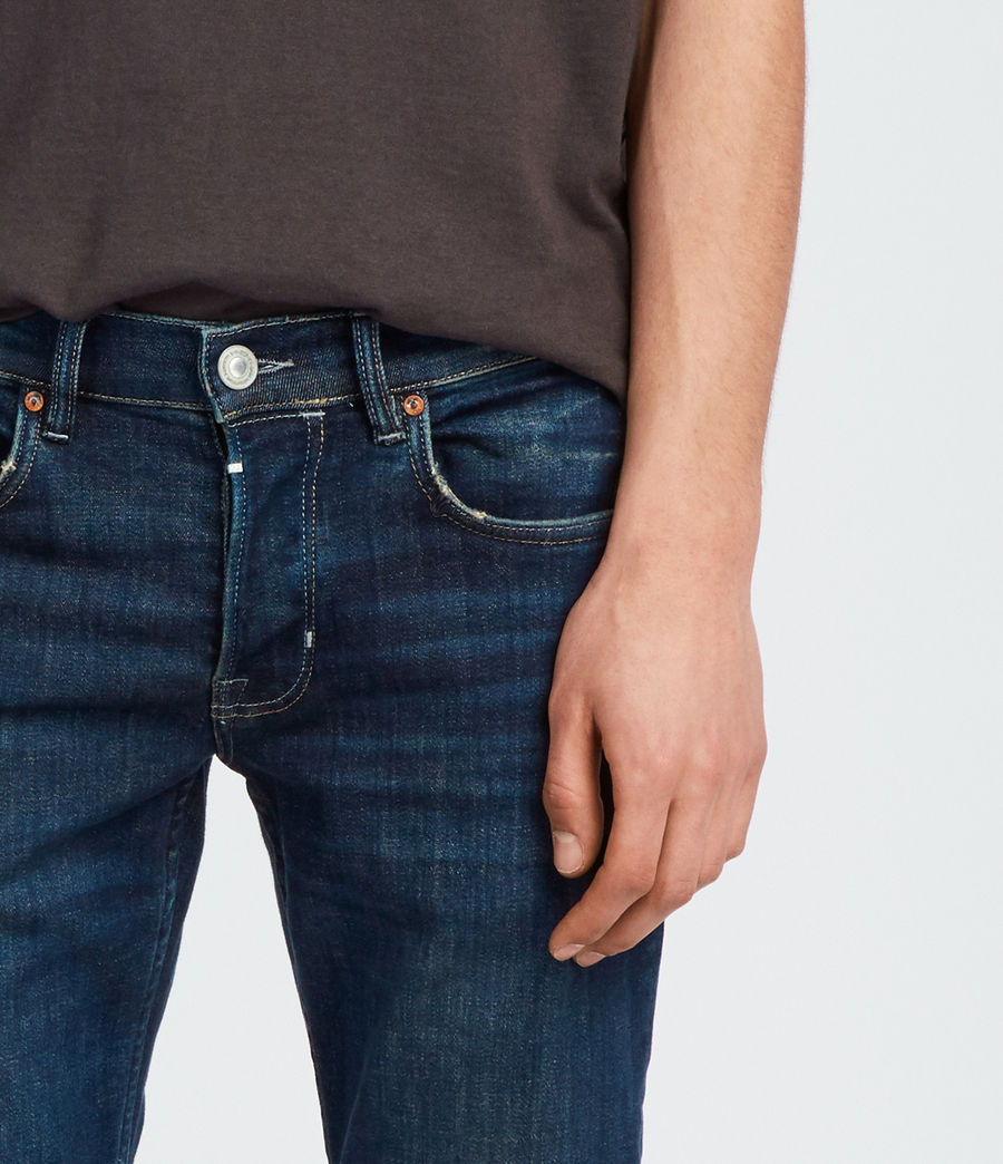 Men's Inka Reed Straight Jean (indigo) - Image 2