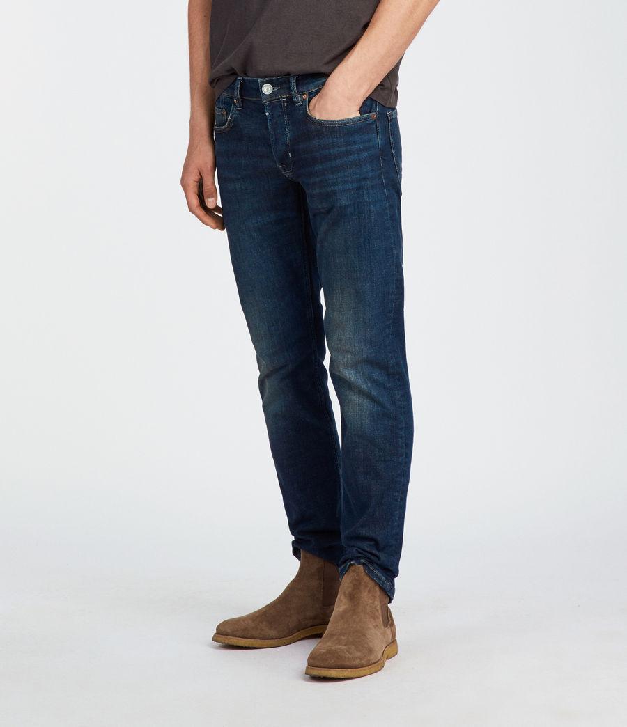 Men's Inka Reed Straight Jean (indigo) - Image 3
