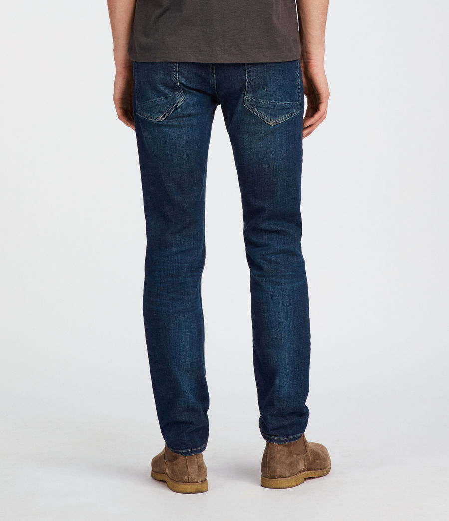 Men's Inka Reed Straight Jean (indigo) - Image 4