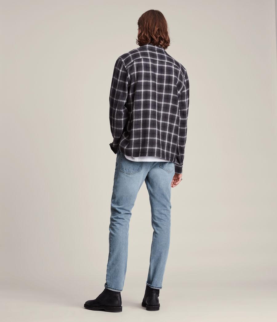 Men's Rex Slim Jeans, Mid Indigo (mid_indigo) - Image 5