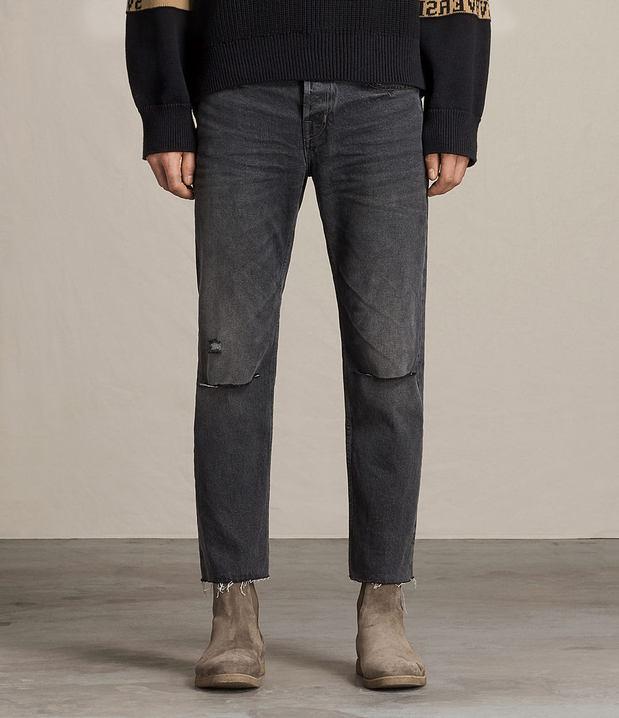 Men's Baker Sid Jeans (black) - Image 1