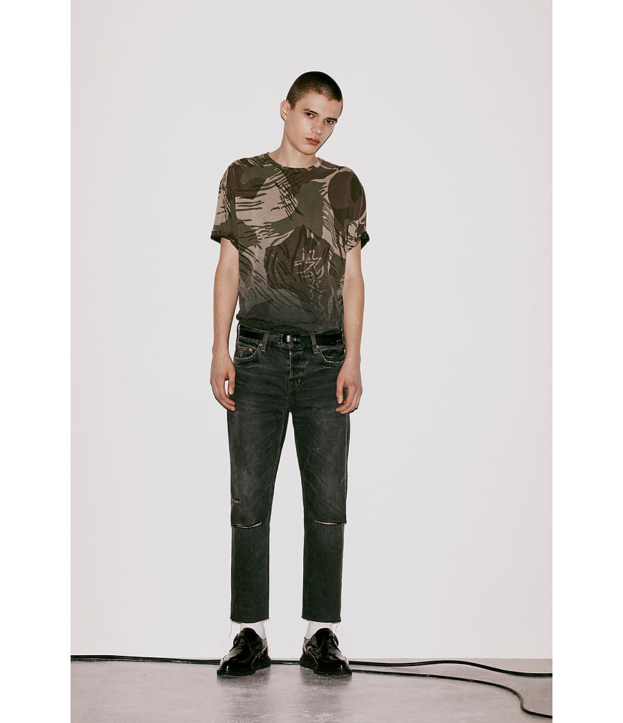 Men's Baker Sid Jeans (black) - Image 5