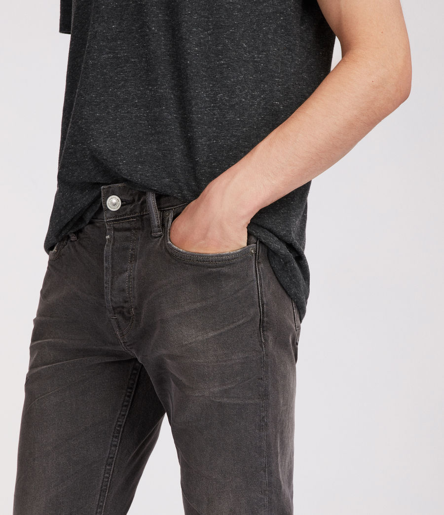 Galendo Rex Straight Skinny Jeans by Allsaints