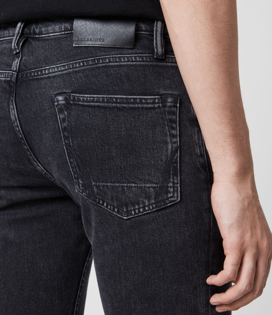 Herren Dean Jeans (washed_black) - Image 2