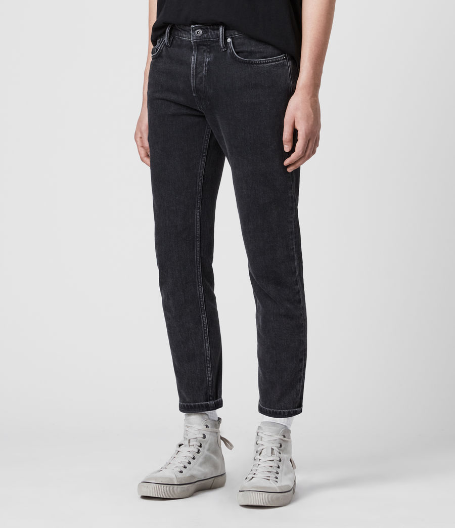 Herren Dean Jeans (washed_black) - Image 4
