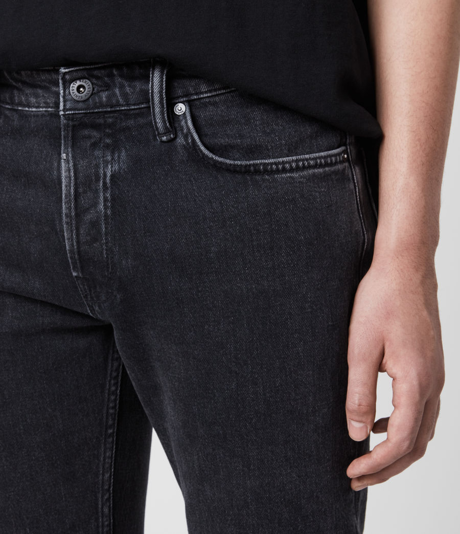 Herren Dean Jeans (washed_black) - Image 5