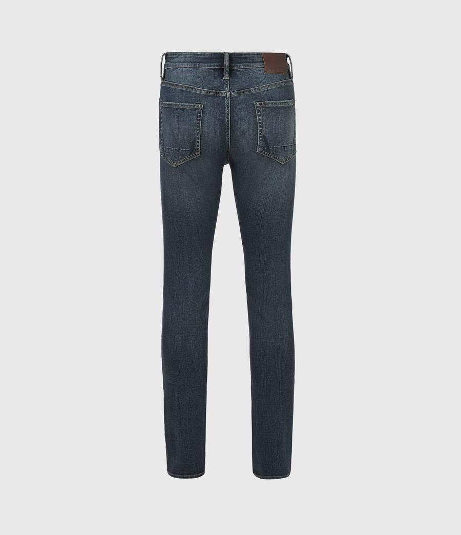 Men's Ronnie Extra Skinny Jeans, Washed Indigo (washed_indigo) - Image 3