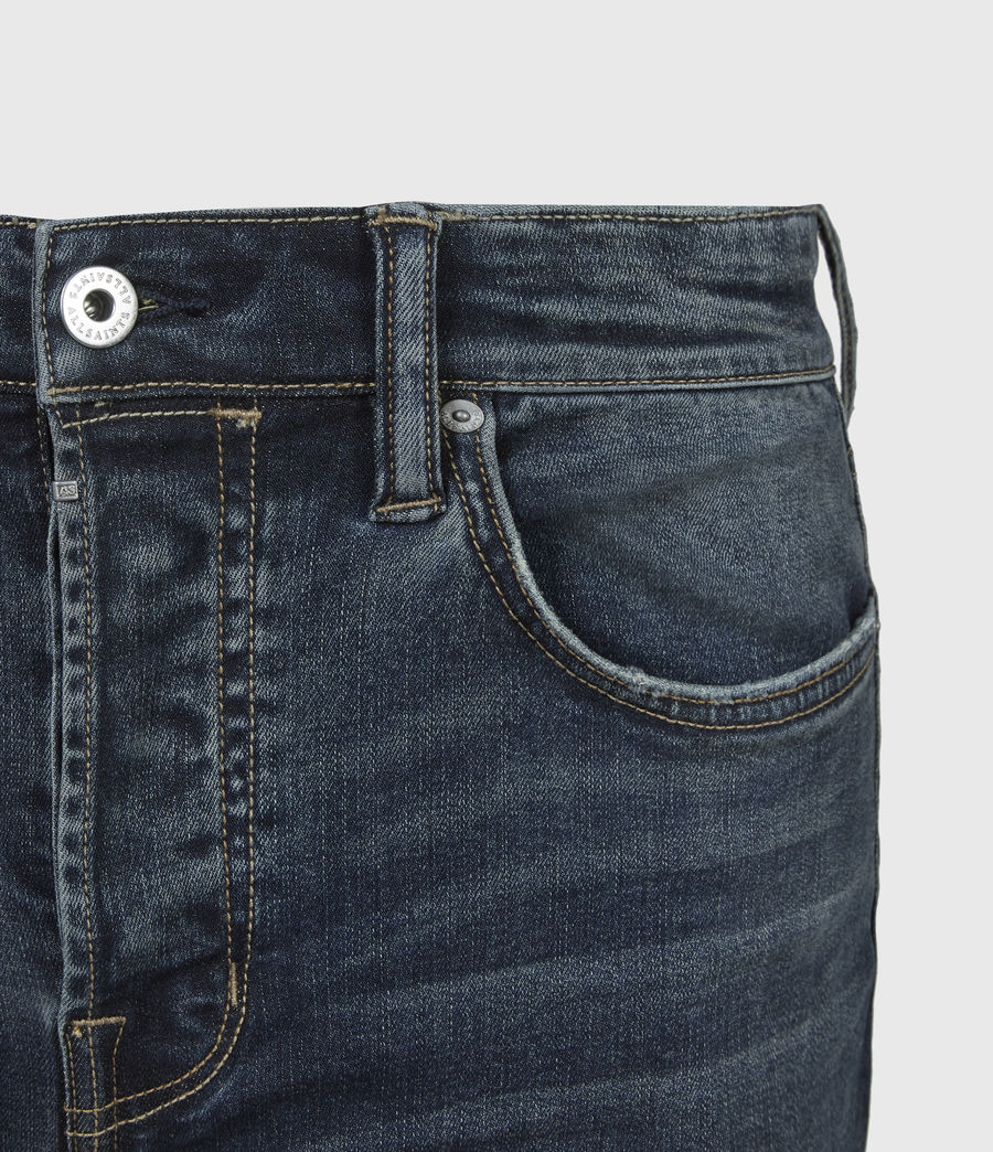 Men's Ronnie Extra Skinny Jeans, Washed Indigo (washed_indigo) - Image 5