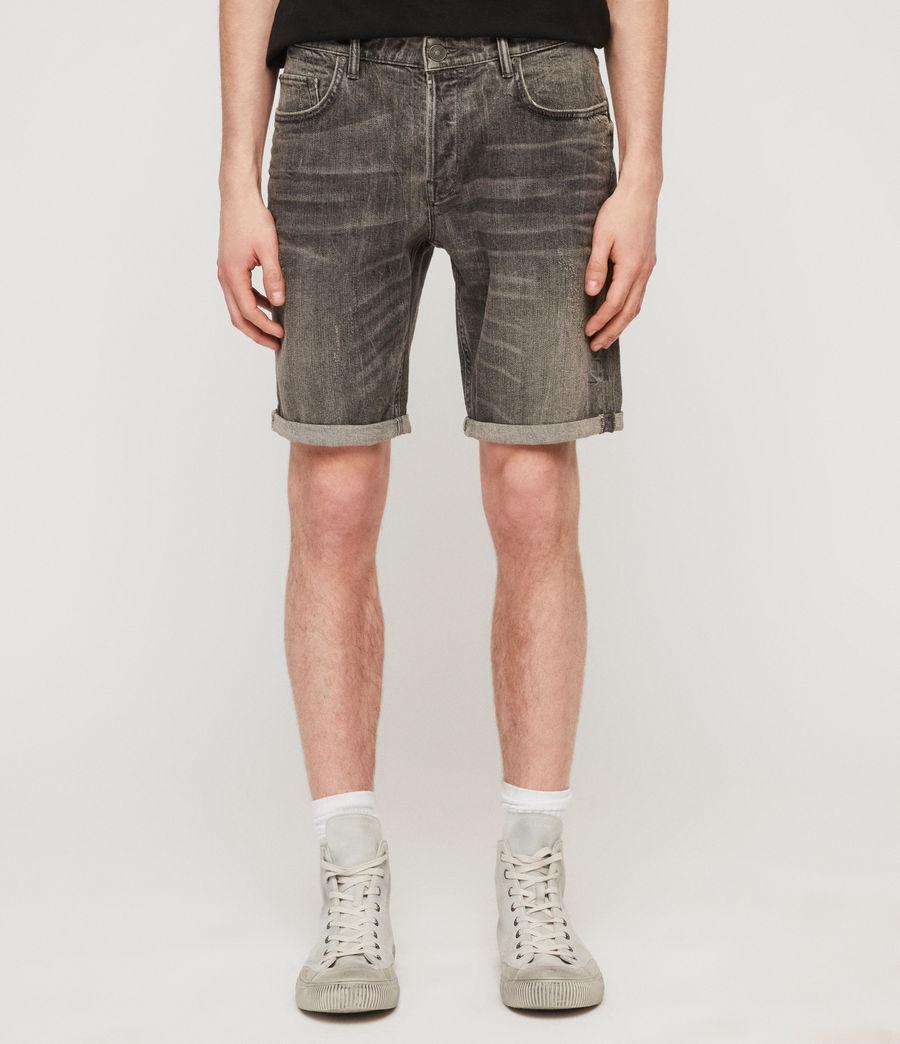 Herren Switch Jeansshorts (grey) - Image 1