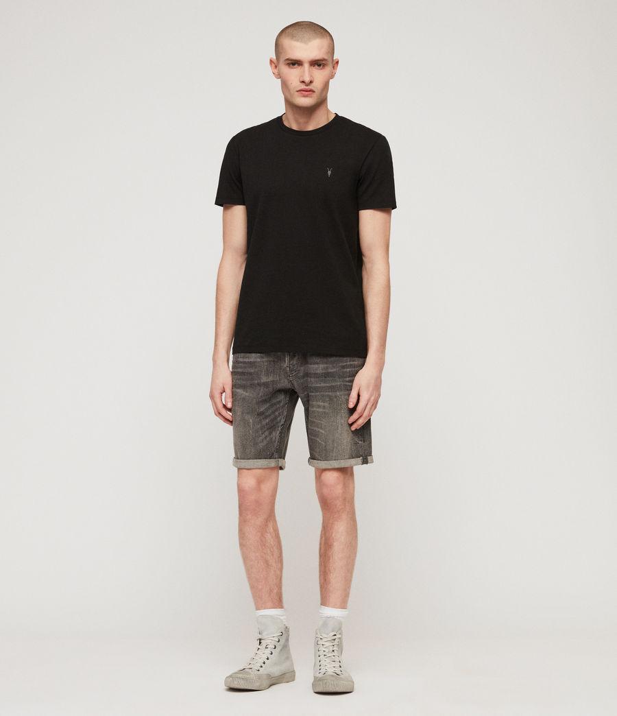 Herren Switch Jeansshorts (grey) - Image 3