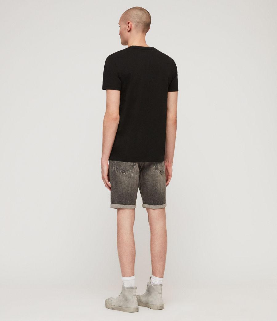 Herren Switch Jeansshorts (grey) - Image 6