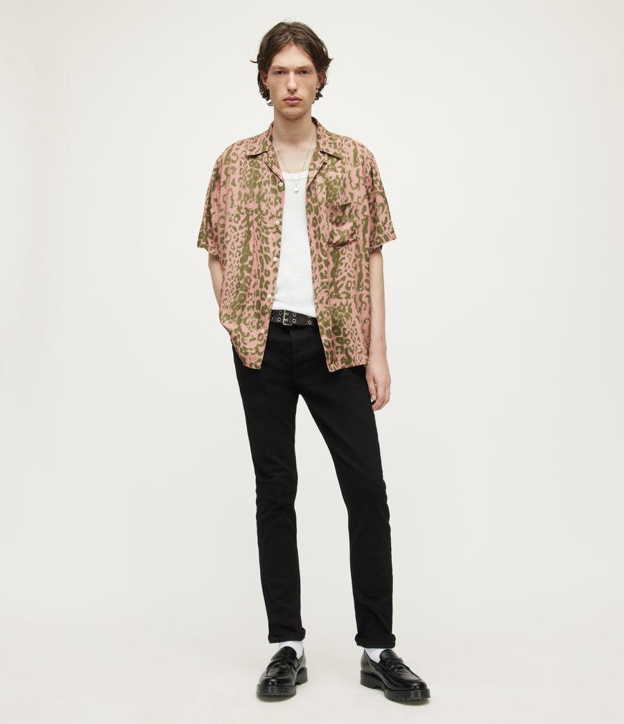 Uomo Jeans Cigarette Skinny (jet_black) - Image 1