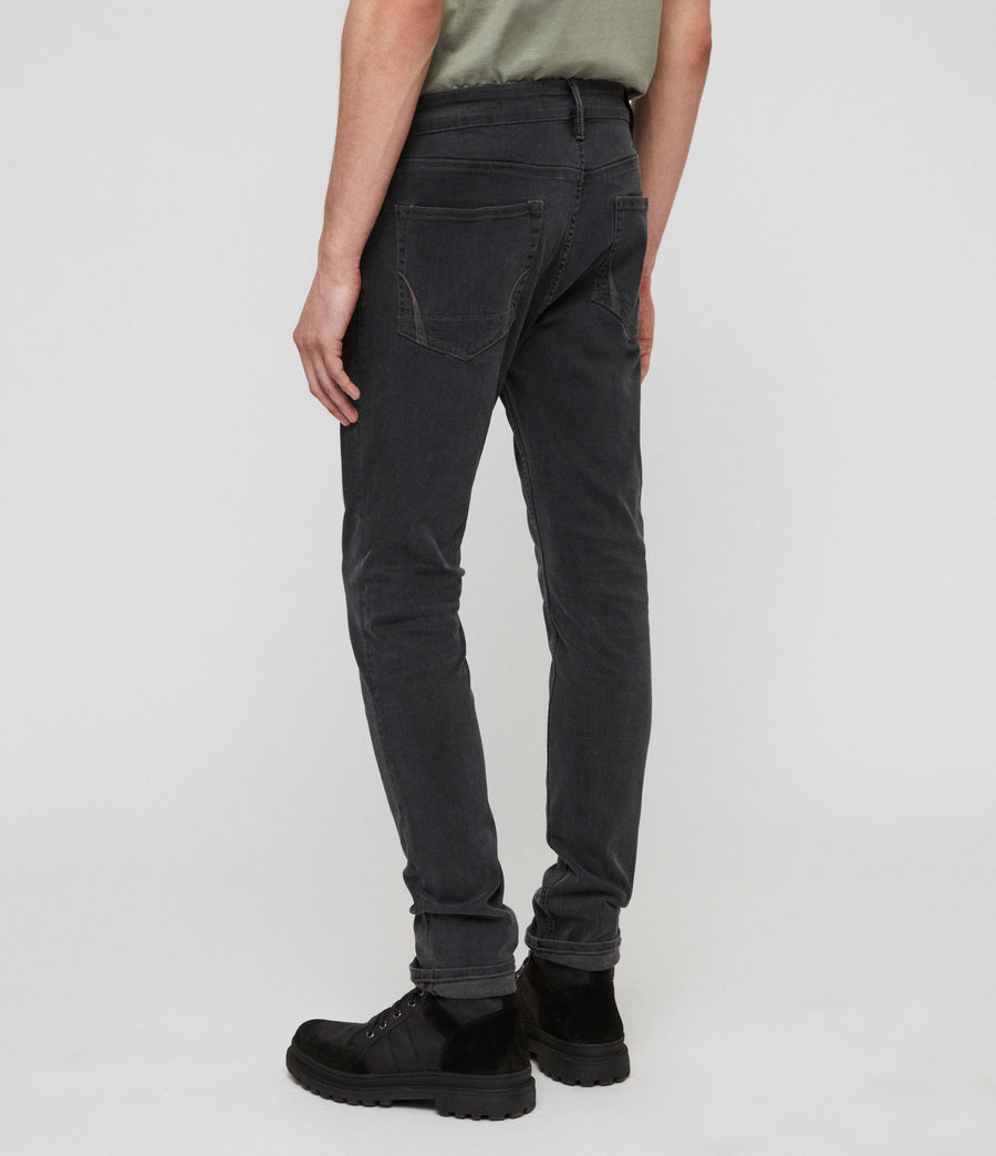 Men's Cole Extra Skinny Jeans (grey) - Image 5