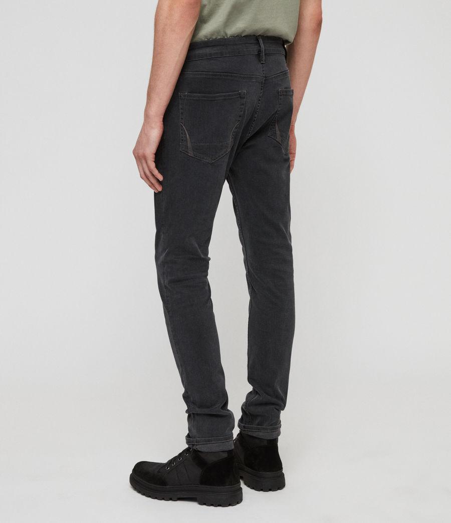 Herren Cole Extra Skinny Jeans (grey) - Image 5