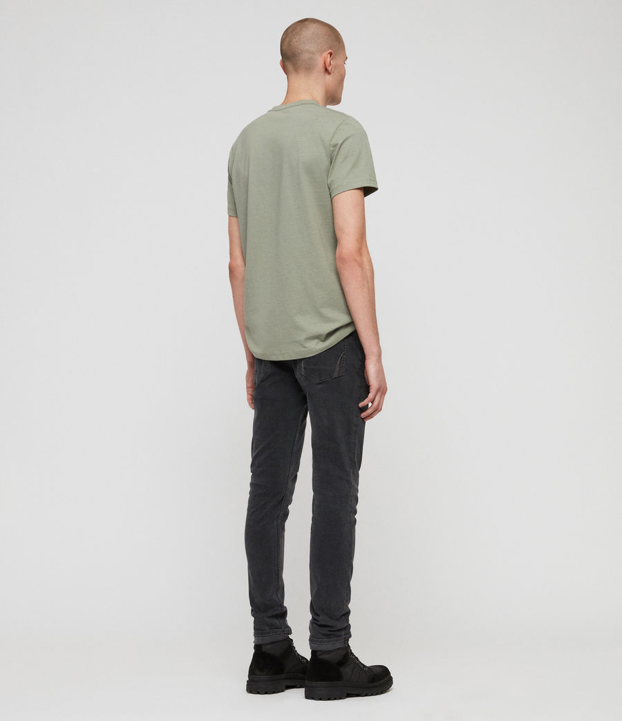 Men's Cole Extra Skinny Jeans (grey) - Image 6