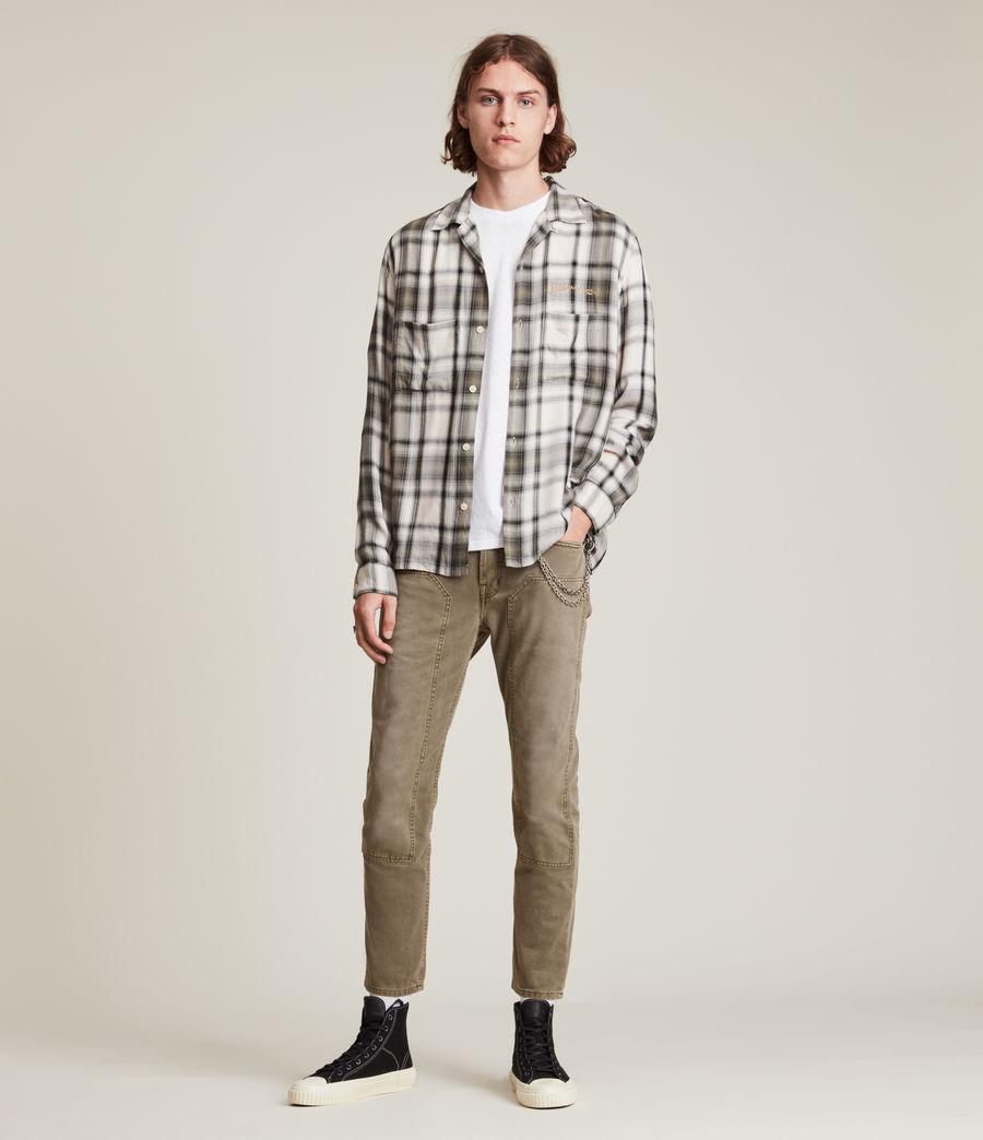 Herren Jack Carpenter Straight Jeans, Woodland Brown (woodland_brown) - Image 2