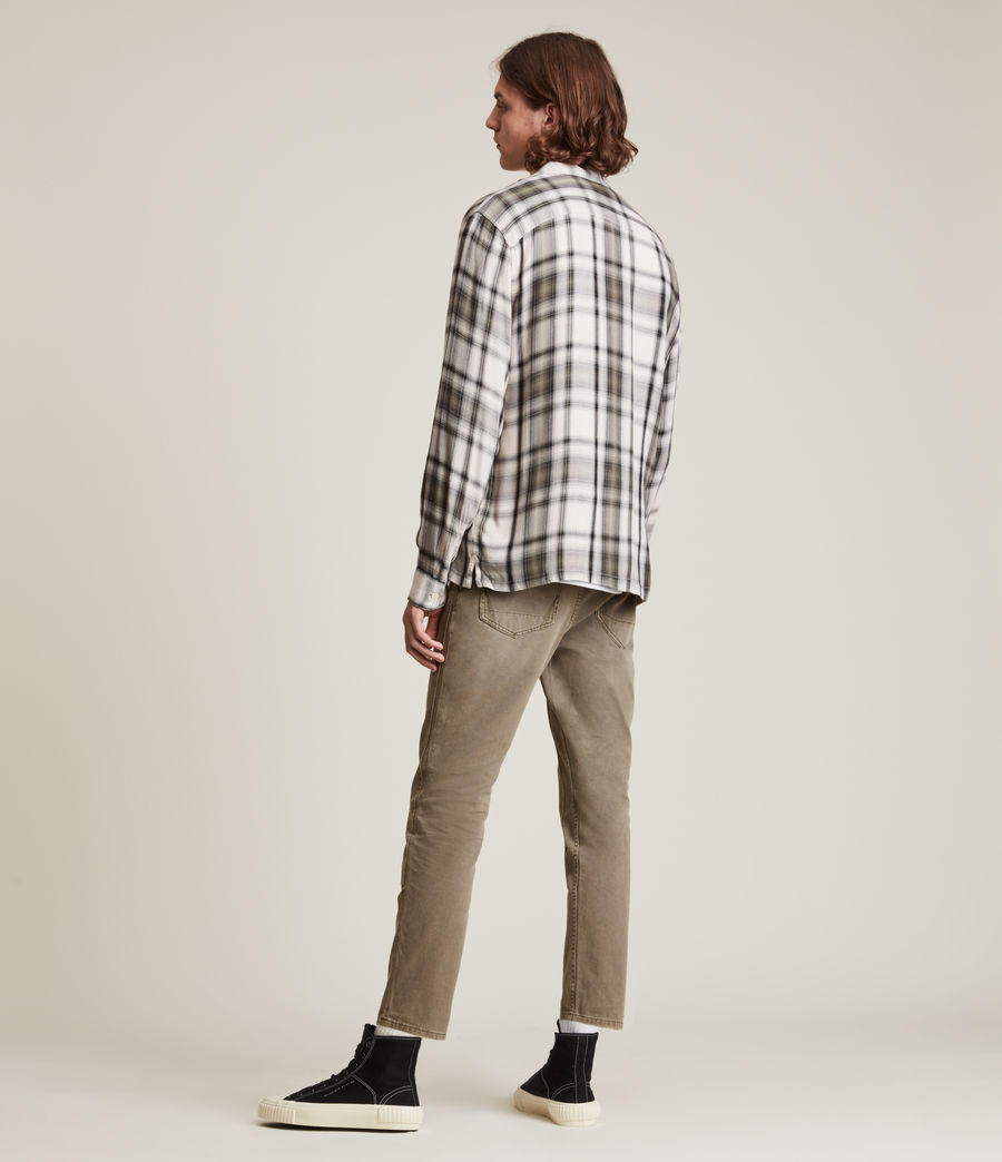 Herren Jack Carpenter Straight Jeans, Woodland Brown (woodland_brown) - Image 4