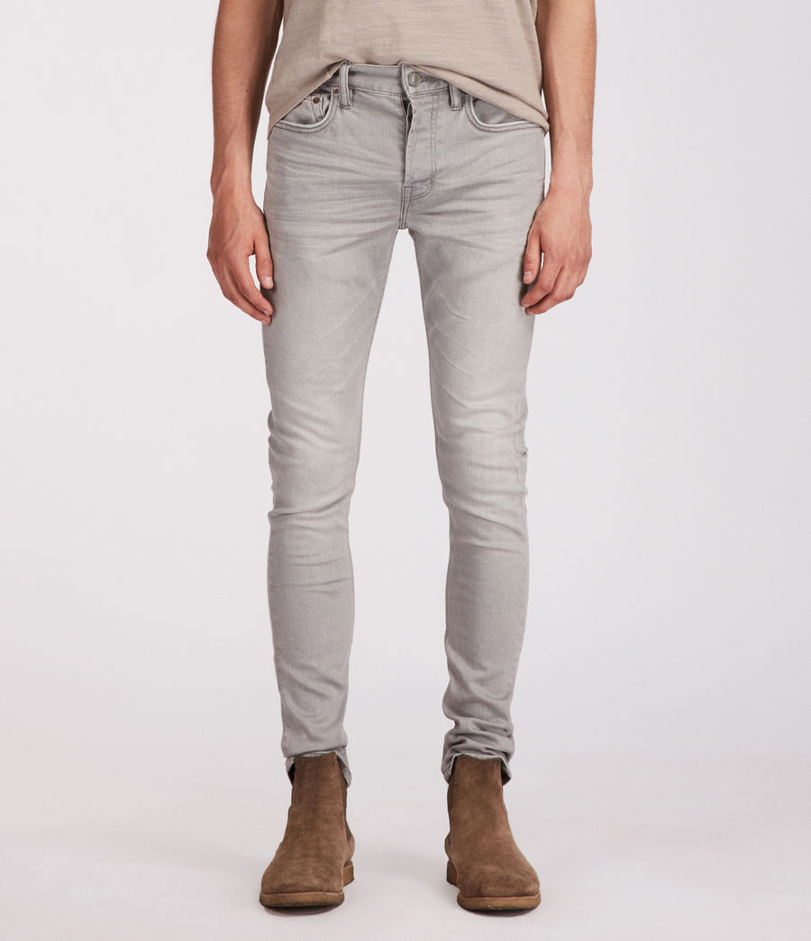 Uomo Jeans Ghoul Cigarette (grey) - Image 1