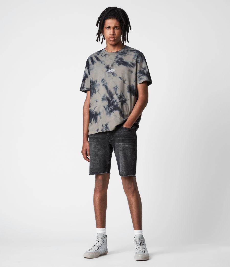 Men's Switch Denim Shorts (washed_black) - Image 6