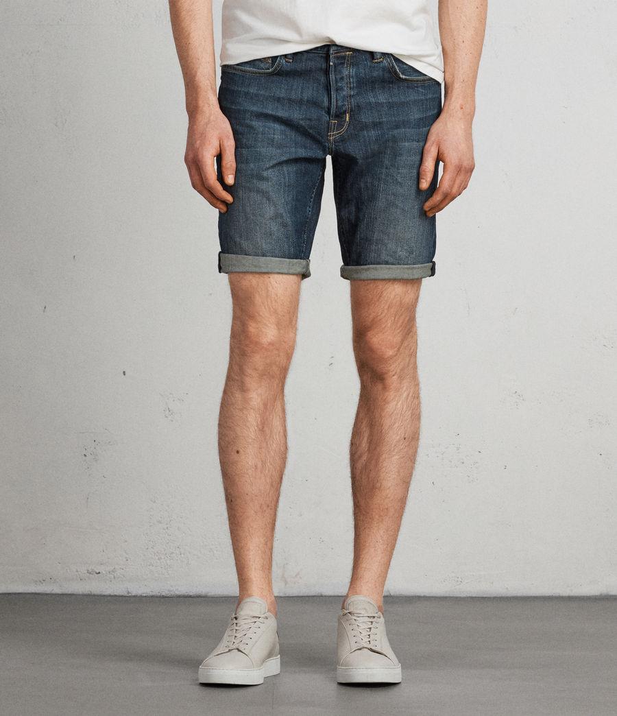 Uomo Shorts Ivan Switch (indigo) - Image 1