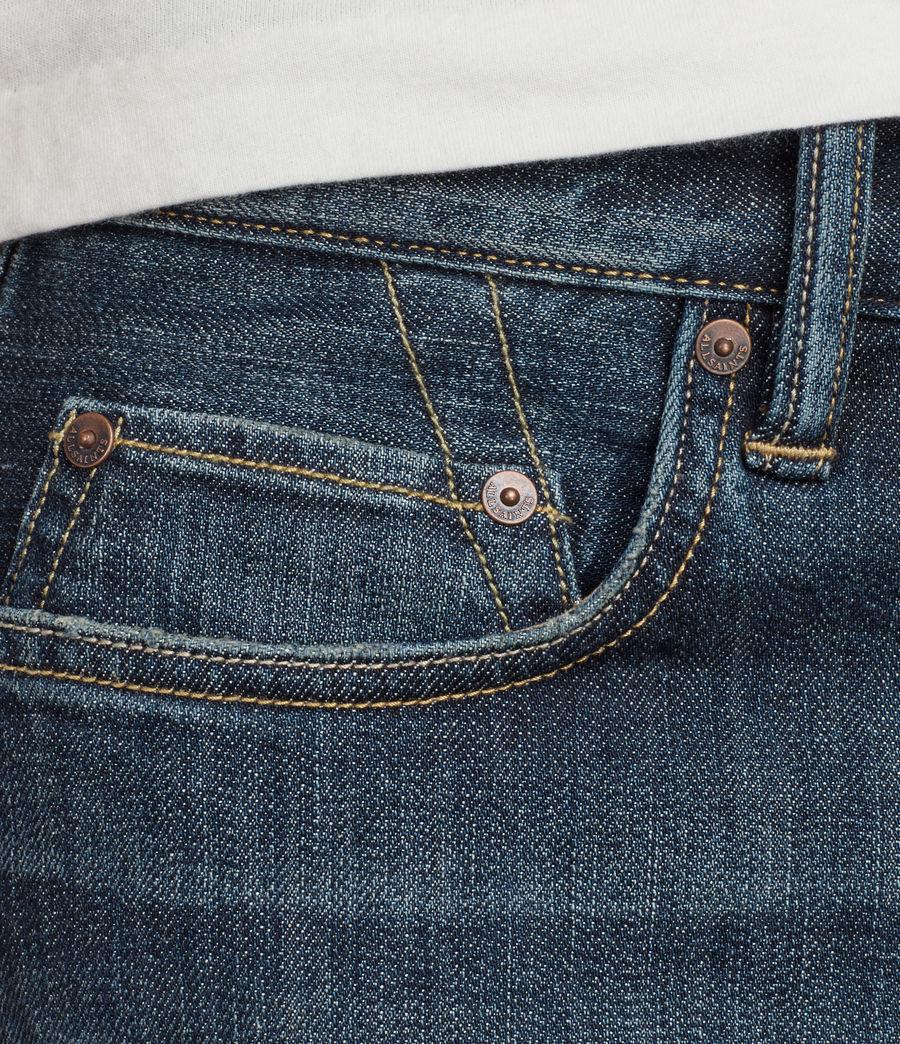 Uomo Shorts Ivan Switch (indigo) - Image 2