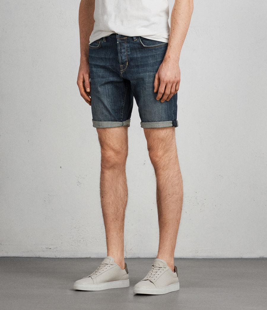 Uomo Shorts Ivan Switch (indigo) - Image 3