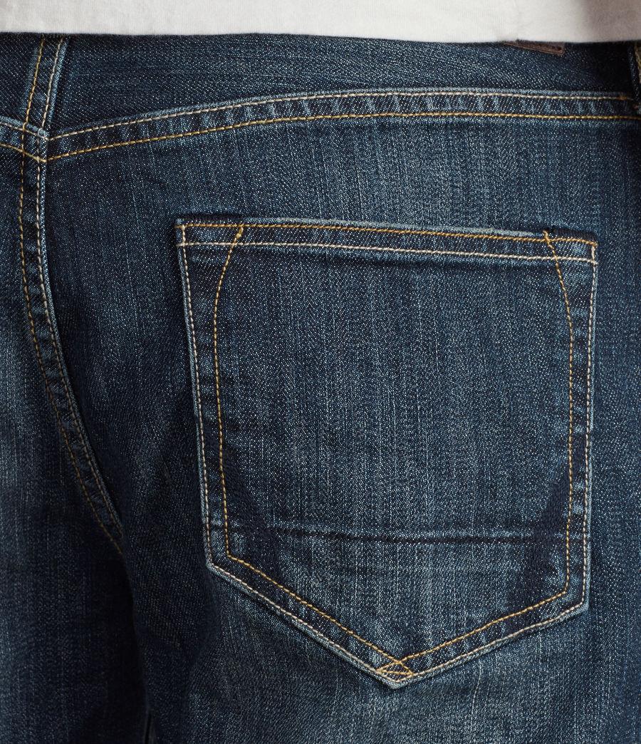 Uomo Shorts Ivan Switch (indigo) - Image 4