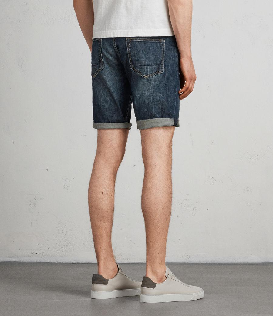 Uomo Shorts Ivan Switch (indigo) - Image 5
