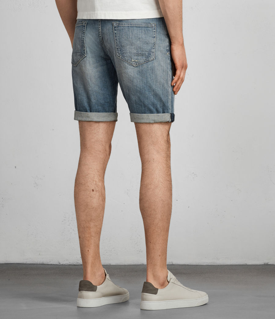 Men's Iowa Switch Slim Shorts (indigo) - Image 5