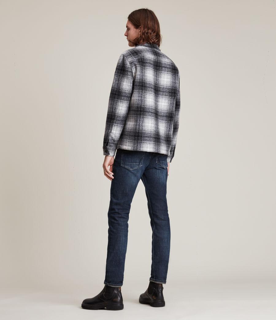 Uomo Jeans Rex Straight Skinny (indigo) - Image 4