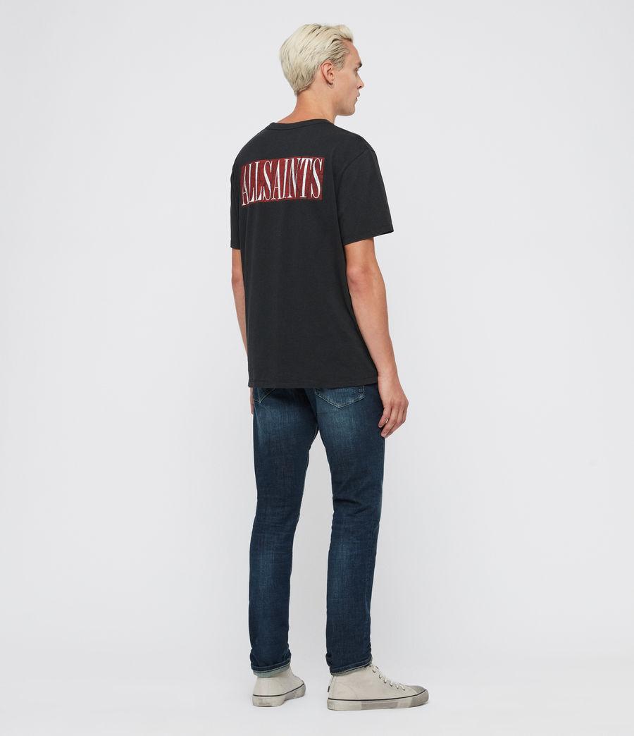 Men's Rex Slim Jeans, Indigo (indigo) - Image 5