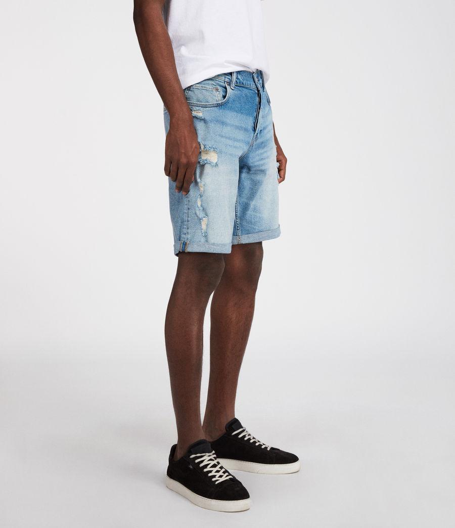 Mens Isher Shorts (indigo) - Image 3