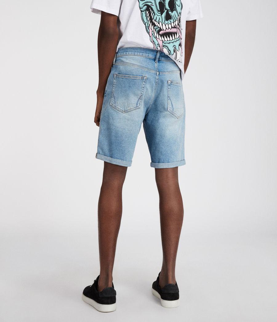 Mens Isher Shorts (indigo) - Image 4