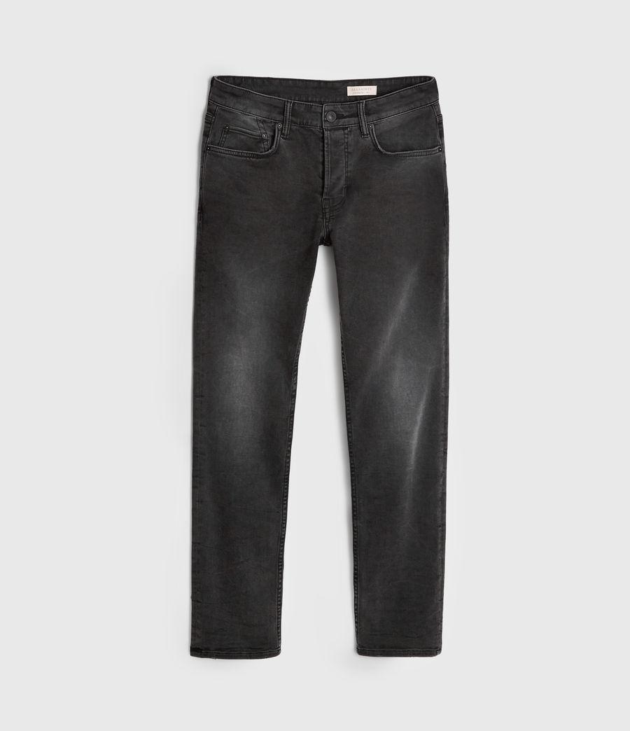 Hombre Skinny Jeans Cigarette, Gris oscuro (dark_grey) - Image 7
