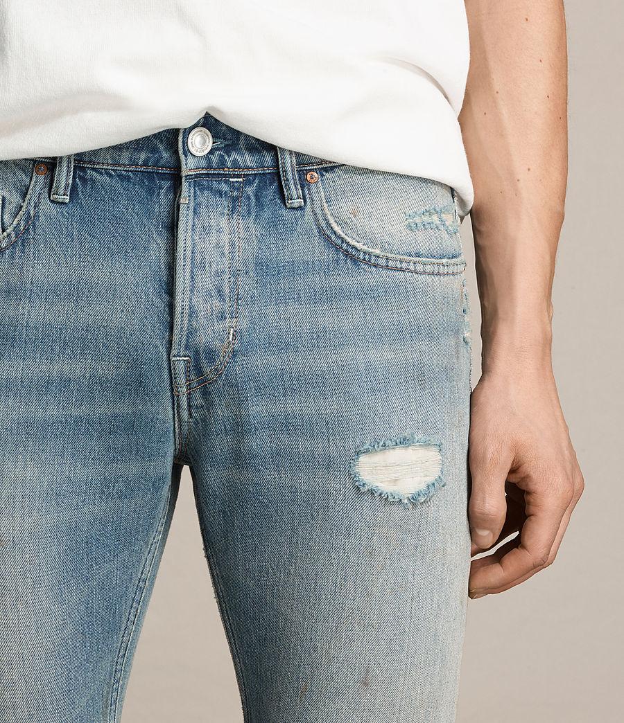 Men's Dakota Iggy Jeans (indigo_blue) - Image 2